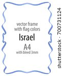 frame and border of ribbon with ...   Shutterstock .eps vector #700731124