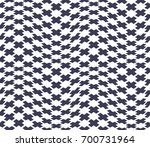 abstract seamlees geometric... | Shutterstock .eps vector #700731964