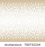 seamless geometric triangle... | Shutterstock .eps vector #700732234