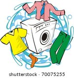 cute washing machine clipart. drying service sign cute washing machine clipart