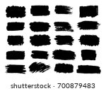scratch grunge urban background.... | Shutterstock .eps vector #700879483