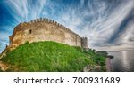 ancient akkerman fortress at... | Shutterstock . vector #700931689
