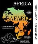 visual drawing of safari text...