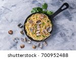 Spaghetti With Vongole...