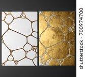 3d wall art picture modern | Shutterstock . vector #700974700