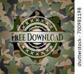free download on camouflage...