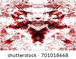 red black white aged grunge... | Shutterstock . vector #701018668