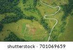 aerial landscape | Shutterstock . vector #701069659