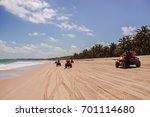 maceio  alagoas  brazil   nov...   Shutterstock . vector #701114680