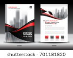 annual report brochure flyer... | Shutterstock .eps vector #701181820