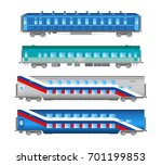 vector flat  retro and classic... | Shutterstock .eps vector #701199853