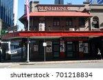 brisbane  australia. august...   Shutterstock . vector #701218834