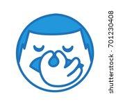 dissatisfied emoticon pinches...