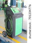 nitrogen tire filling system... | Shutterstock . vector #701234776