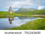 Ardvreck Castle  Ruined Castle...