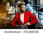 man | Shutterstock . vector #701300530