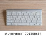keyboard computer  | Shutterstock . vector #701308654
