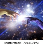 ai artificial intelligence... | Shutterstock . vector #701310193