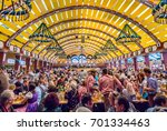 munich  germany   oct 2 ... | Shutterstock . vector #701334463