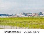 stuttgart  germany   may 06 ... | Shutterstock . vector #701337379