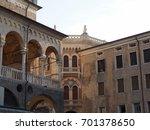 Padova  Italy. Piazza Della...