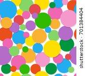 seamless geometrical pattern of ... | Shutterstock . vector #701384404