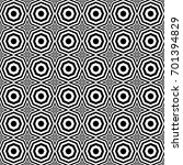 seamless pattern with black... | Shutterstock .eps vector #701394829