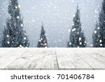 christmas and new year... | Shutterstock . vector #701406784