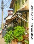 luang prabang  laos   june 3 ... | Shutterstock . vector #701416834