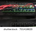 audio cable  rear rack... | Shutterstock . vector #701418820