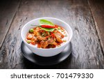 Red Curry With Pork And Coconut ...