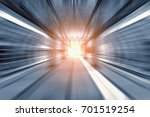 blurred image of the s bahn