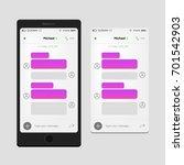 chat messenger application...