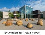 bismarck  north dakota   july... | Shutterstock . vector #701574904
