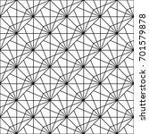 interlocking polygons...   Shutterstock .eps vector #701579878