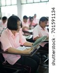 bangprok pathumtani thailand... | Shutterstock . vector #701591134