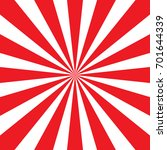 red and white sunburst pattern. ... | Shutterstock .eps vector #701644339