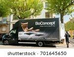 strasbourg  france   apr 28 ... | Shutterstock . vector #701645650