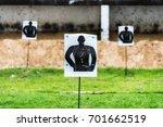 sight  targets shoot the gun of ...   Shutterstock . vector #701662519