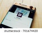 kazan  russian federation   aug ... | Shutterstock . vector #701674420
