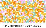 bright background of...   Shutterstock .eps vector #701766910