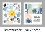 creative sale headers or... | Shutterstock .eps vector #701772256