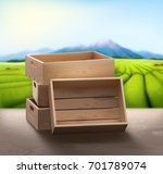 realistic illustration mock up... | Shutterstock .eps vector #701789074