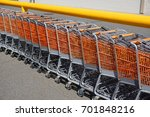 Stacking Shopping Carts In...