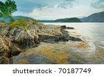 norwegian landscape   Shutterstock . vector #70187749
