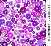 violet  magenta  pink  purple... | Shutterstock .eps vector #701887756