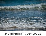 waves close up | Shutterstock . vector #701919328