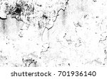 black and white grunge... | Shutterstock . vector #701936140