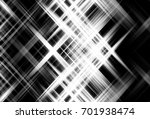 abstract stripes silver... | Shutterstock . vector #701938474