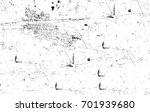 grunge background of black and... | Shutterstock . vector #701939680